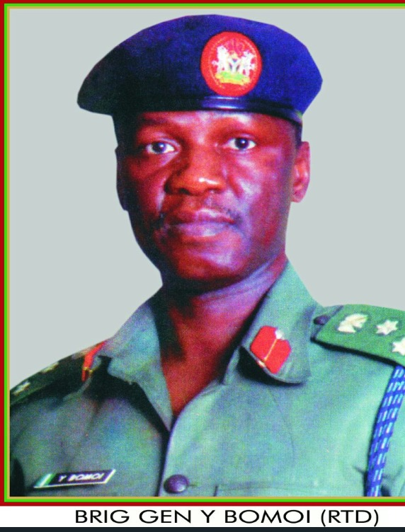Yusuf Bomoi Is Dead (Ex NYSC Director-General)