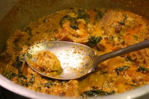 Magic: My sister prepared a pot of soup with N350