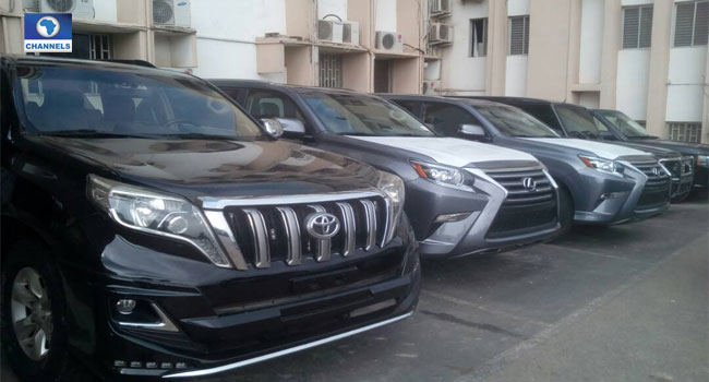 Customs Intercepts 18 Exotic Cars(Photos)