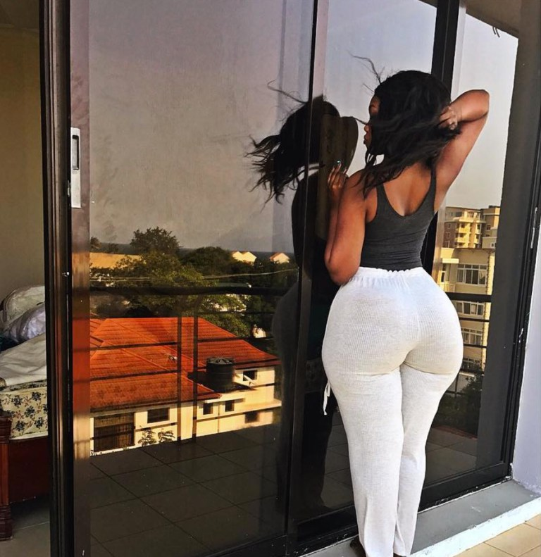 Celebrity with big butts