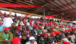 Biafra Is A Failed Project, We Are For One Nigeria – Igbo Community In Adamawa