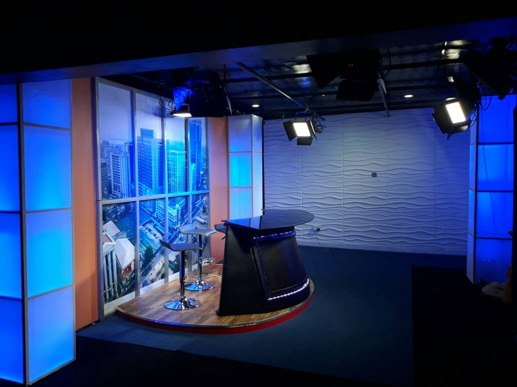 Here is a sample of a studio we recently worked on we care
