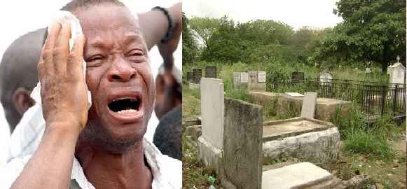 Ilorin Cemetery Rejects Corpse Of Civil Servant Killed By Lightning