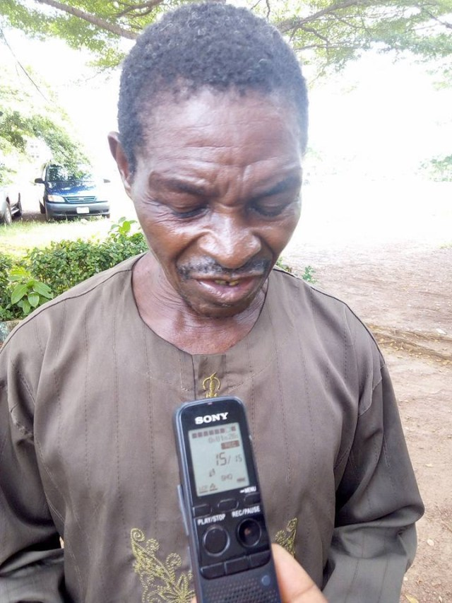 70-yr-old Man With 3 Wives, 14 Children Arrested For Raping 7-yr-old Orphan