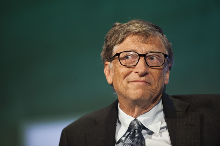 World's Richest Man, Bill Gates Answers Questions In Pidgin English (Video)
