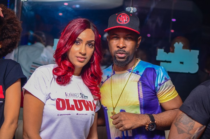 Photos From Ruggedman's 41st Birthday Party. Juliet Ibrahim, Cocoice, Attend