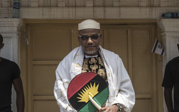 Image result for Biafra: Letter To Nnamdi Kanu - By Reuben Abati