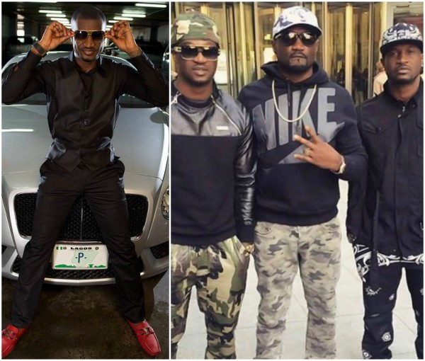 P'square's Peter Okoye Reacts To Viral Video