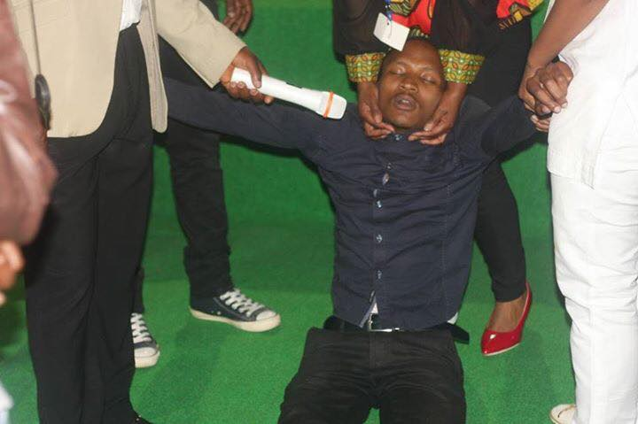 "Nigerian Prophet Claims He ""Resurrected Dead Young Man"" In South Africa (Photos)"