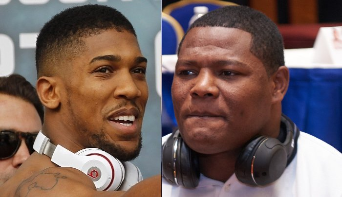 Anthony Joshua Nigeria Map Tattoos: Anthony Joshua Has Been Ordered To Face Luiz Ortiz In His