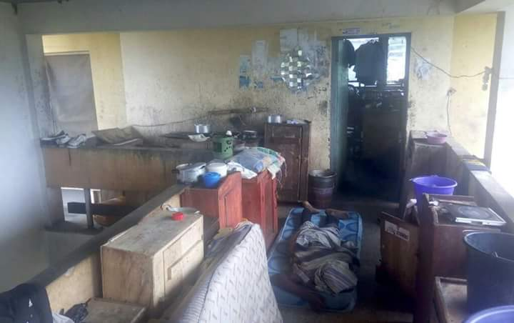 Rooms: See The Pathetic State Of OAU Hostels