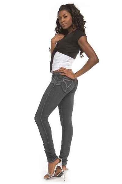 Black Women In Jeans - Xtellar Jeans