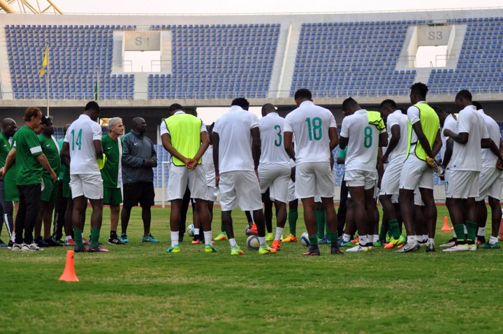 Super Eagles Get N50m Gift From Multimillionaire Mogul, Chief Adebutu
