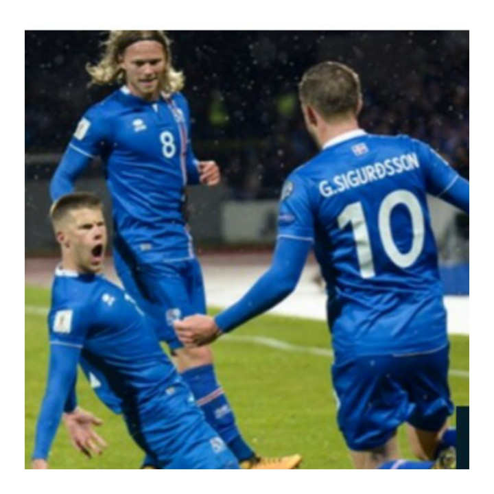 Iceland Breaks Record, Becomes Smallest Country To Qualify For World Cup