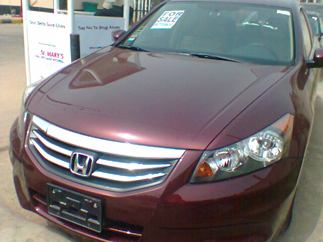 Newly Arrived 2011 Honda Accord Evil Spirit For Sale