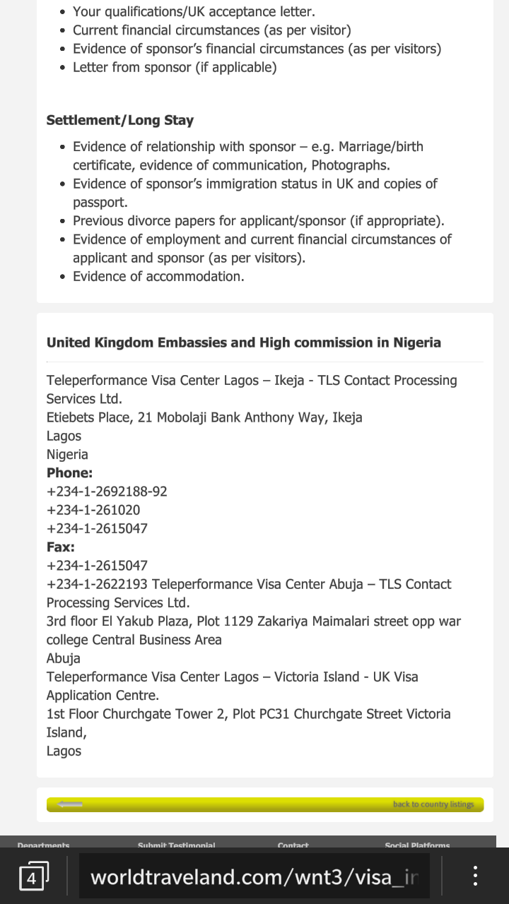 General uk visa enquiries part 3 travel 350 nigeria none of the numbers are valid though aiddatafo Image collections