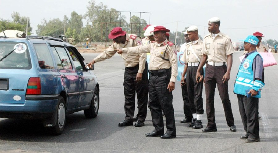FRSC Back On Lagos Roads