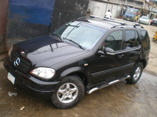 Registered mercedes benz ml320 1999 n880 call for Mercedes benz 1999 ml320