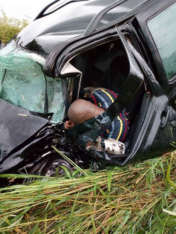 Accident Along Aliade Otupko Road, Benue Claims Lives (Viewers Discretion)