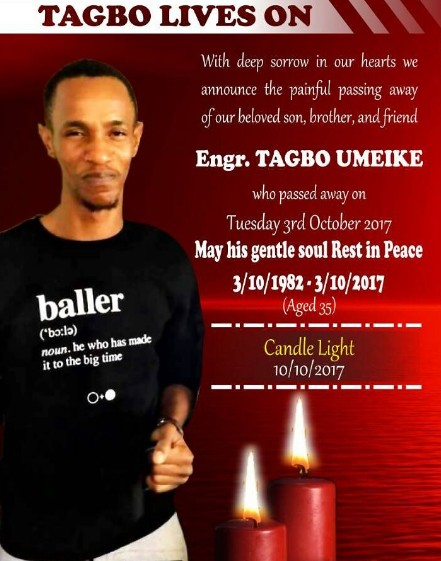 Tagbo Umeike's Candle Light Holds Tonight In Lagos (Photos)