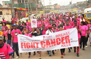 Nollywood Stars Join The Walk To End Cervical Cancer [PICS]