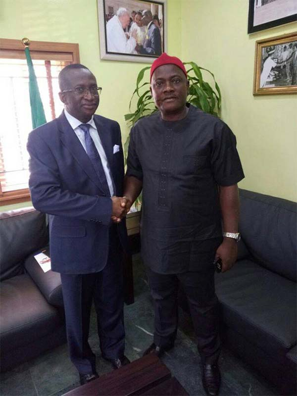 Innoson To Partner With NDDC In The Training Of Niger Delta Youths