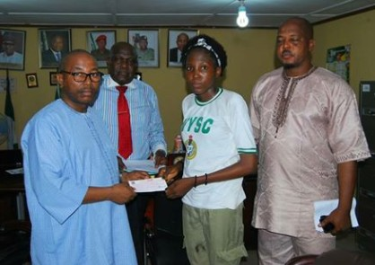 NYSC Donates N3.5m Towards Female Corper's Heart Surgery (Photo)