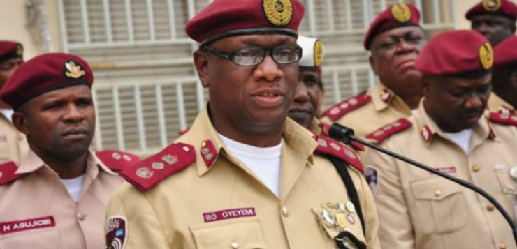 "FRSC Begins Operation ""Show Your Licence'' In Lagos"