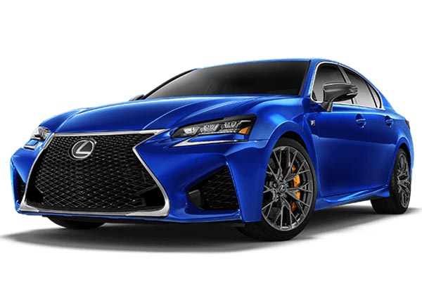 2018 lexus gs f price photos and features car talk nigeria. Black Bedroom Furniture Sets. Home Design Ideas