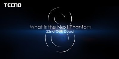 Tecno Unveiled New Phantom Smartphone Yesterday In Dubai