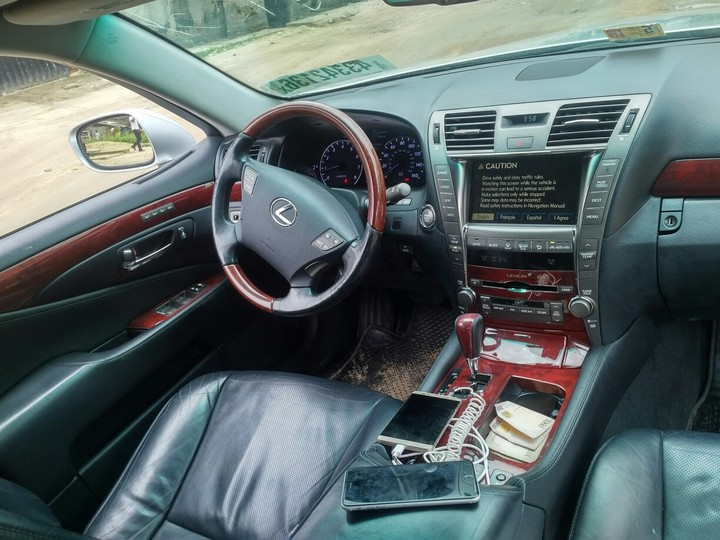 2010 LEXUS LS 460,fully Loaded for SALE/SWAP Best Price Ever