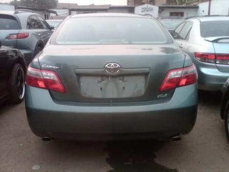 toyota camry 2008 xle for sale autos nigeria. Black Bedroom Furniture Sets. Home Design Ideas