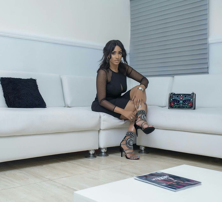 Juliet Ibrahim To Give Away Exquisite Pieces Of All The Collections She Has Worn