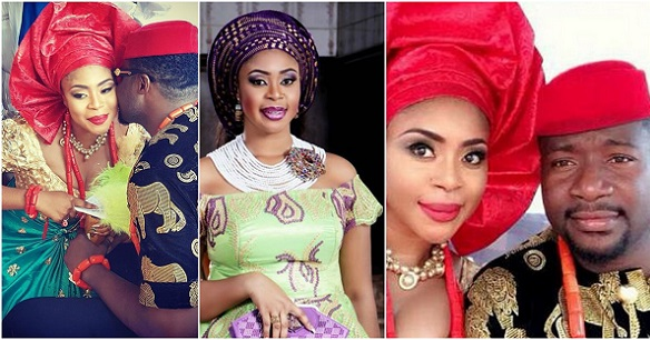 "Charles Come & Take Your Bride Price"" – Actress Mimi Orjiekwe Calls Out Ex (Pics)"