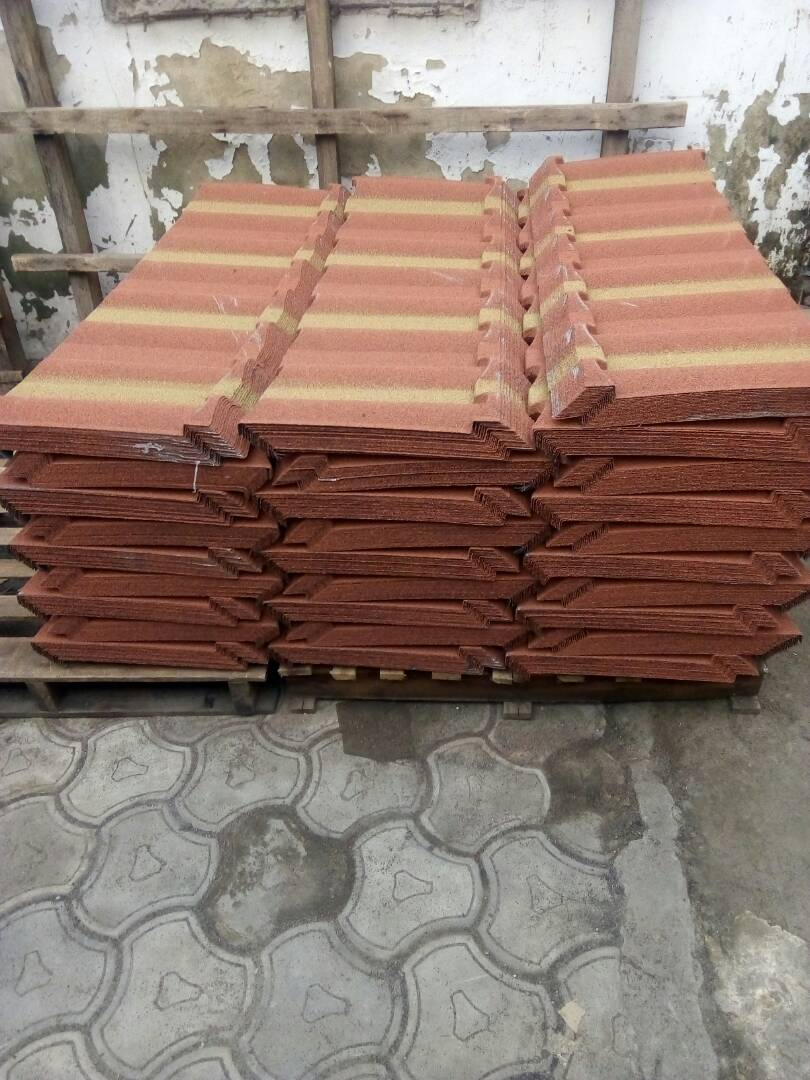 08120009791 Stone Coated Step Tiles Roofing Sheets Sheet ...