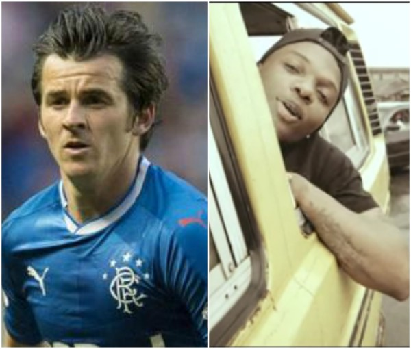 Image result for British Footballer Joey Barton Calls Wizkid's Ojuelegba Music CRAP' And Got Cyber Bashed By Nigerians