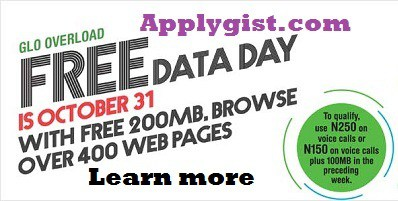 Today Is Glo Free Data Day. Share Your Experience