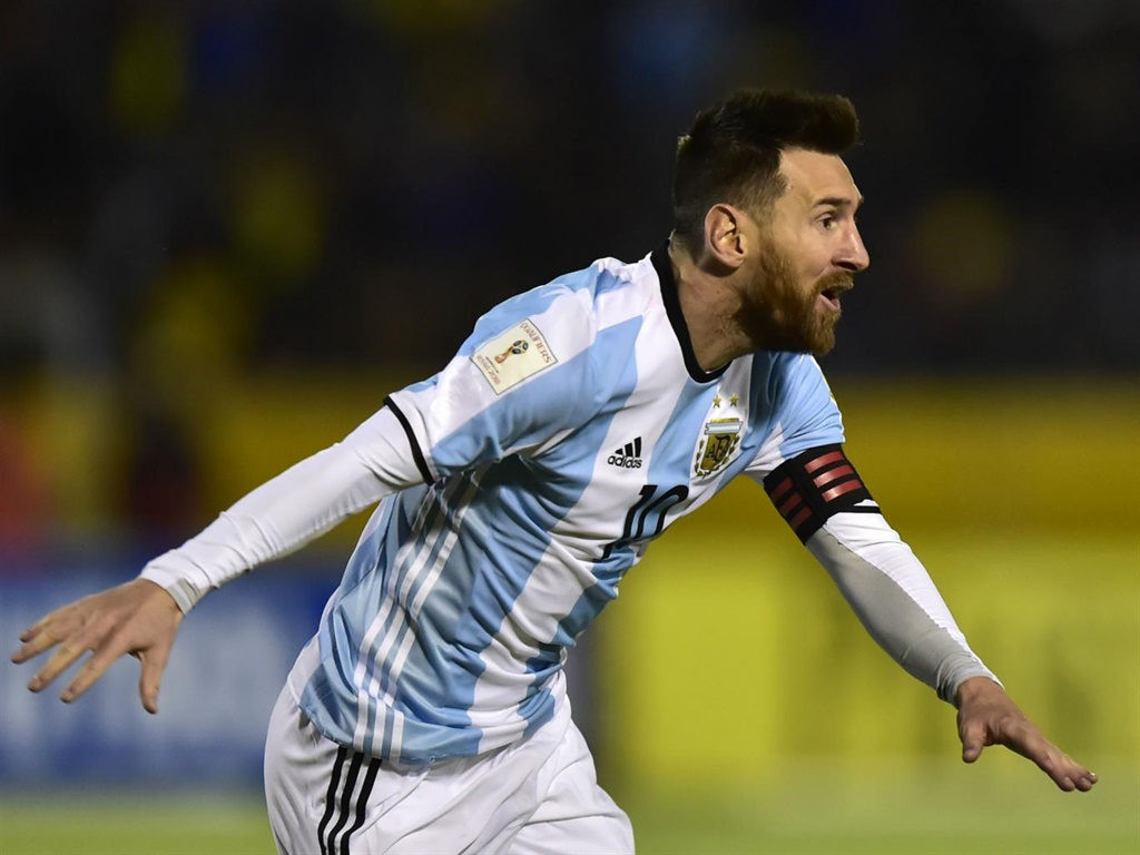 Messi Out Of Super Eagles Friendly