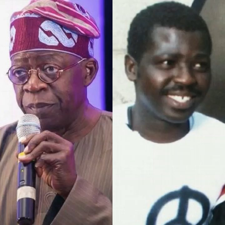 See Photos Of Bola Tinubu's Late First Son