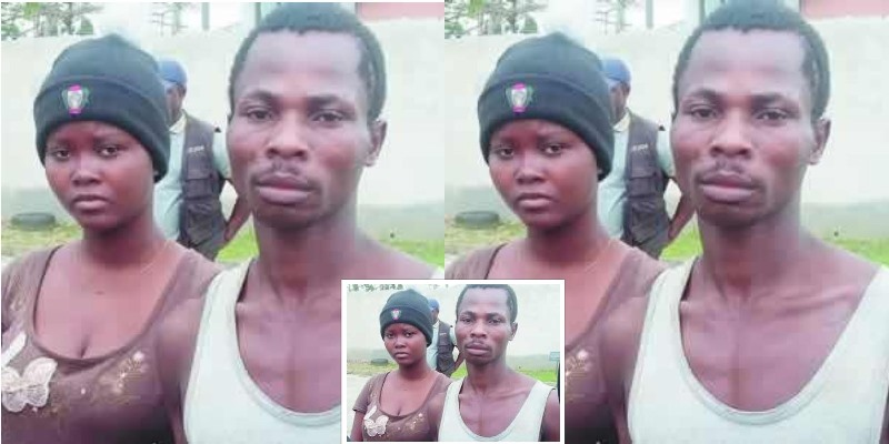 Read the full story @ http://olugisting.com/35-year-old-man-and-his-18-year- old-pregnant-wife-arrest-for-arm-robbery-in-bayelsa-state-photos/
