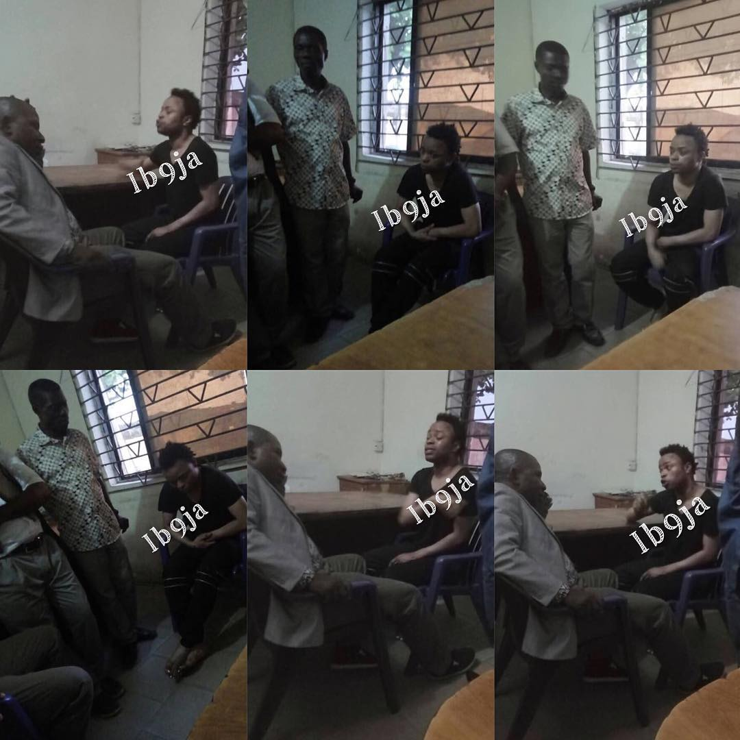 Bobrisky Arrested By Police In Lagos Today, To Be Transferred To Abuja! (See Photos)