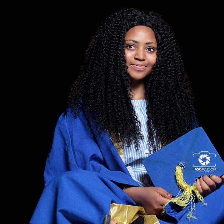 Actress Regina Daniels Wows In Matriculation Grown (Photos)