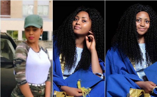 Regina Daniels Admitted Into Igbinedion University, Okada (Pictured)
