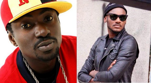 Blackface Releases A 2014 Chat Of 2face Admitting To Stealing His Song