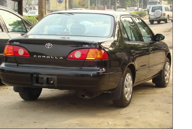 2001 toyota corolla for sale only about 66000 miles autos nigeria. Black Bedroom Furniture Sets. Home Design Ideas