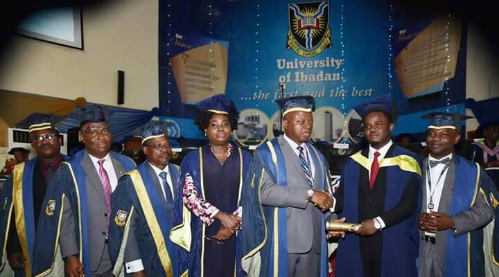 {filename}-Daniel Nkemelu Has 7.0 Cgpa As Unibadan's Best Graduating Student