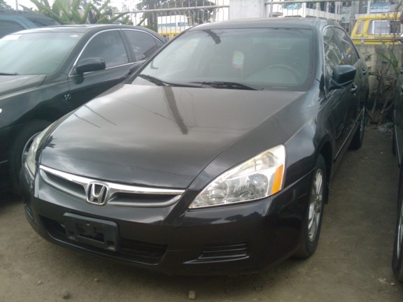 2006 2007 honda accord for sale at an interesting price. Black Bedroom Furniture Sets. Home Design Ideas