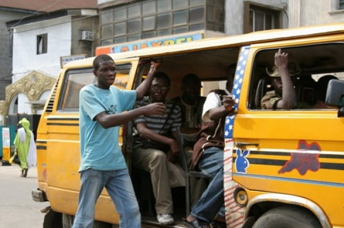 Lagos Bus Conductors To Wear Uniforms From January 1 2018
