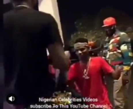 Photos:Wizkid Celebrate Birthday With Davido, Both Embrace Each Other