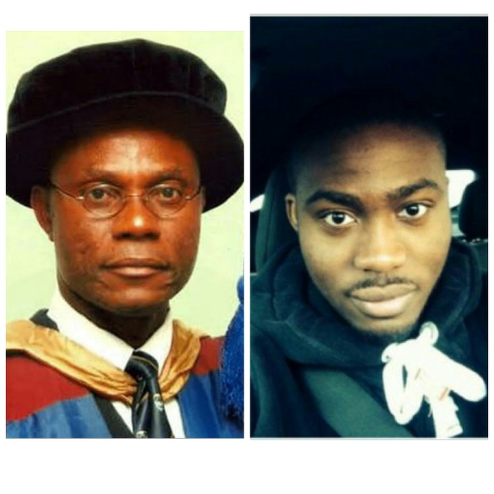The Youngest Lecturer At UK University Is The Son Of Ex UNIPORT VC (Photo)